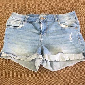 Ardene Jean summer shorts!